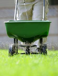 Lawn Fertilization and spring clean up in Andover, Bradford,  Haverhill, and the Merrimack Valley